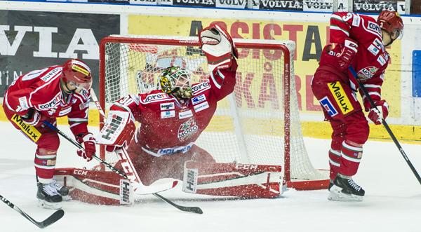 Ishockey, SHL, Modo - Växjö