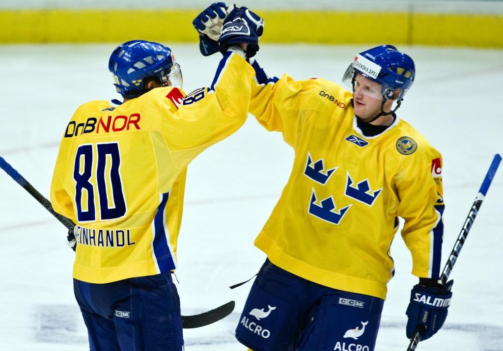 Ishockey, LG Hockey Games, Ryssland - Sverige