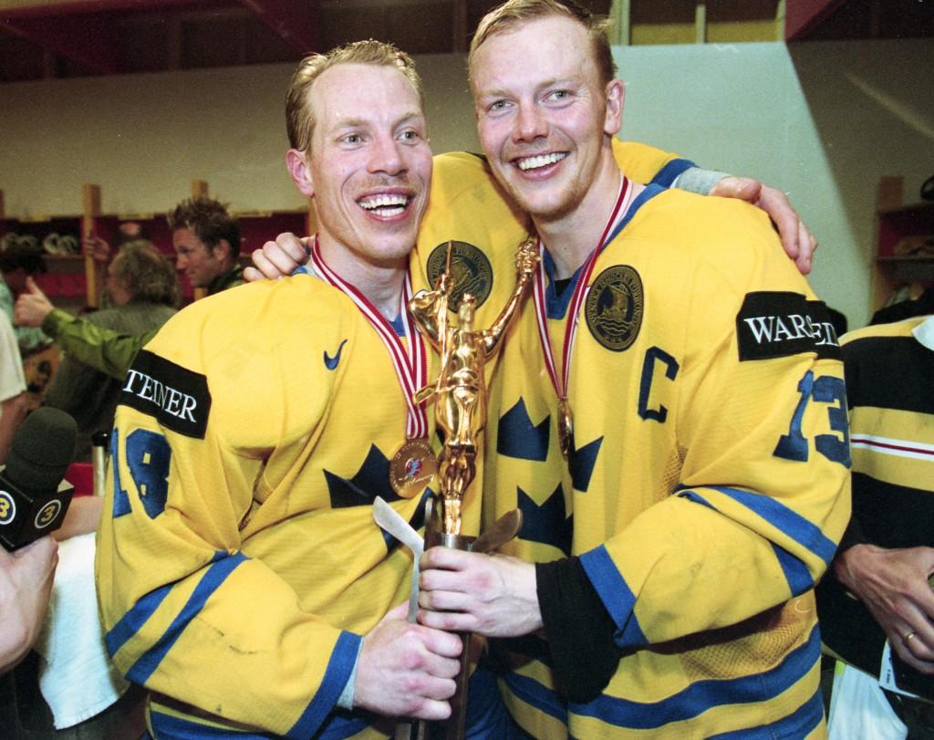 Ishockey, VM, final 2, Sverige - Finland 0-0