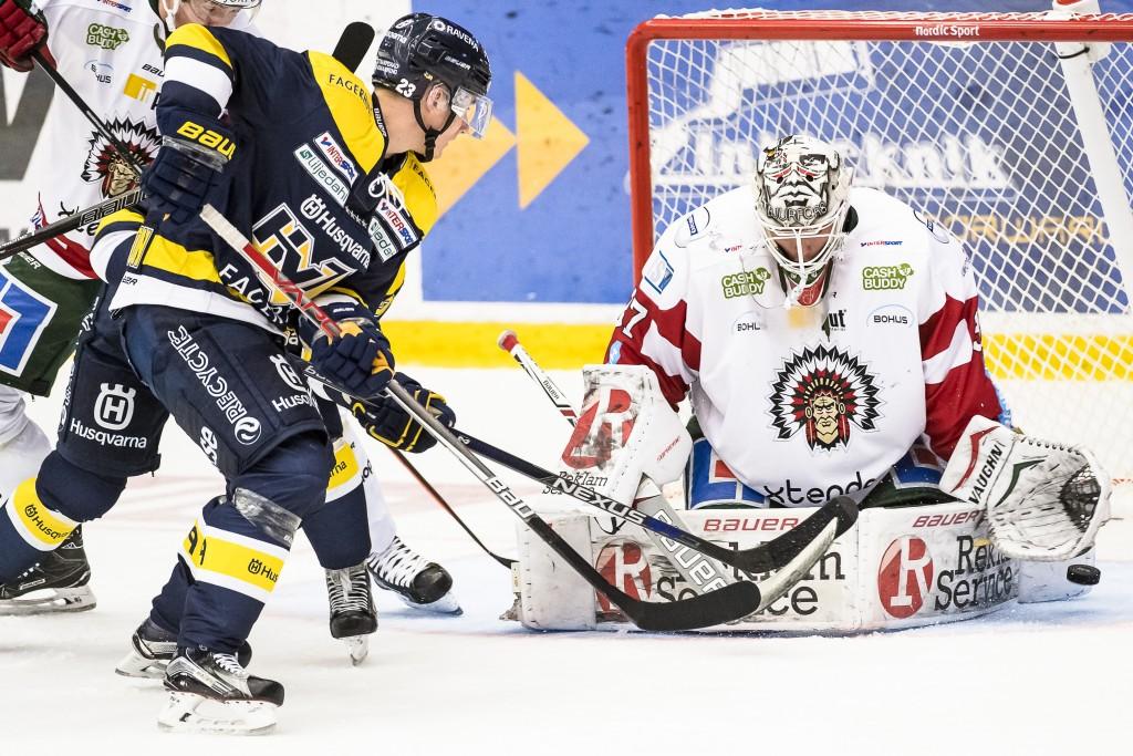 Ishockey, TrŠningsmatch, Infšr SHL, HV71 - Fršlunda