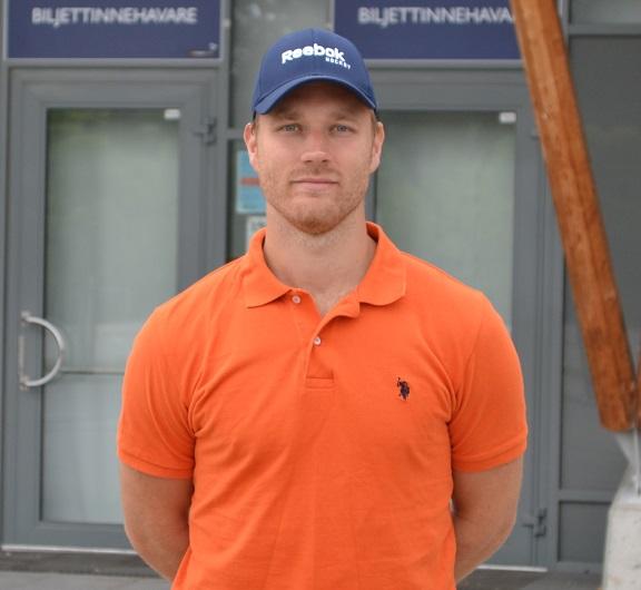 Jens Bergenström A