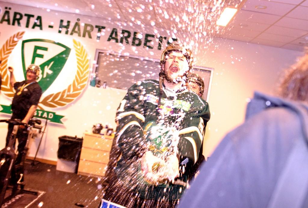 Ishockey, Elitserien, SM-final 5, FŠrjestad - SkellefteŒ:
