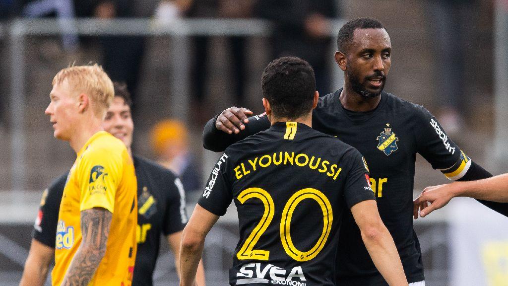 Goitoms makalösa show - AIK delad etta