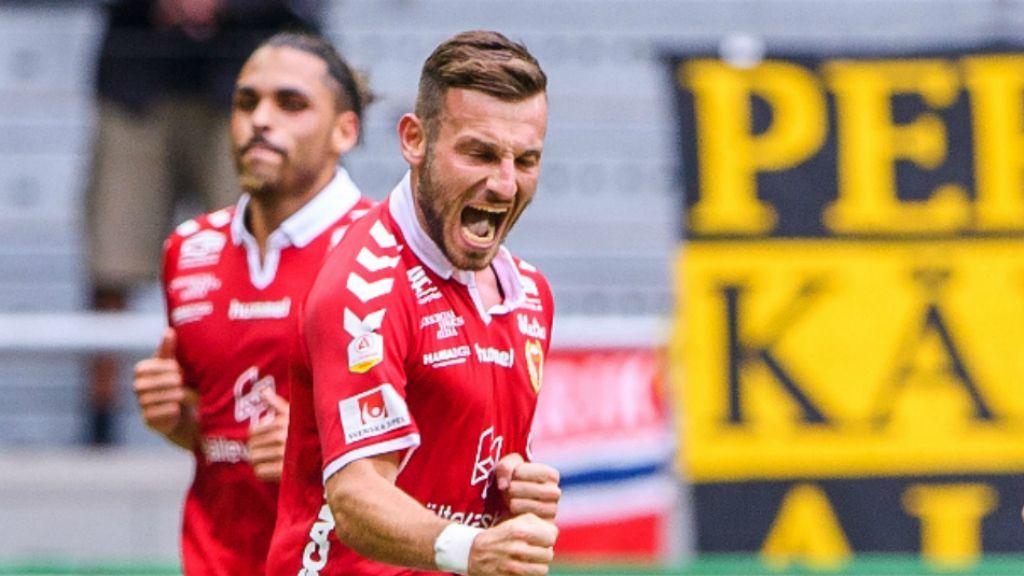 Mina betyg, AIK- Kalmar FF