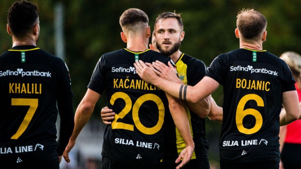 IFK Norrköping: EKWALL: