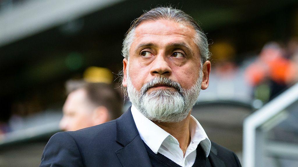 """Özcan Melkemichel tillbaka i svensk fotboll: """"Det tilltalar mig"""""""