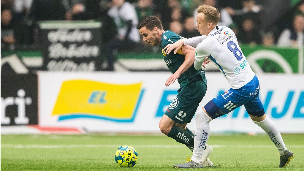 IFK Norrköping: Norrköping nollade Bajen - Djurdjic utvisad