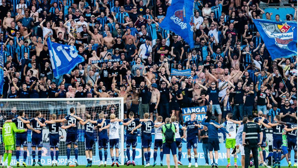 Publikligan som Djurgården slår Bajens fans i - reser mest av alla