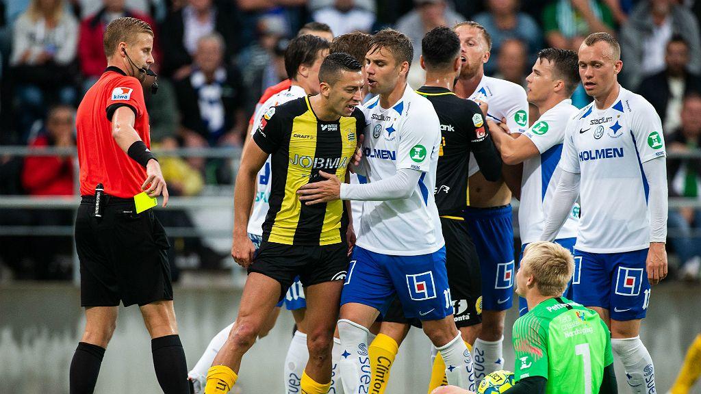 IFK Norrköping: FEM SNABBA: