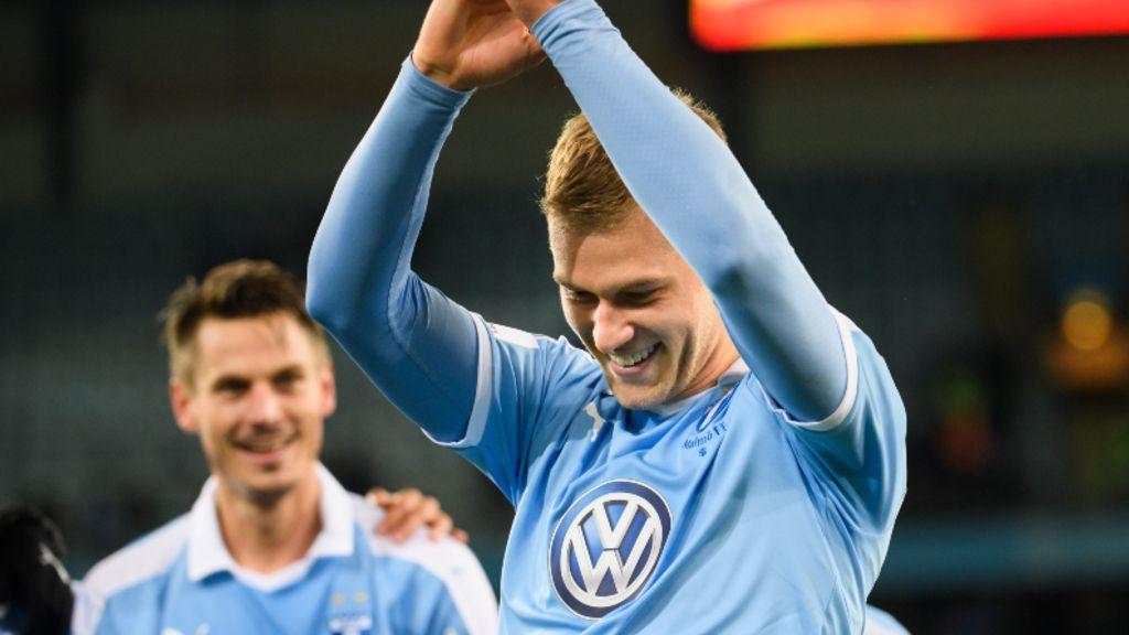 IFK Göteborg: Beijmo sköt upp Malmö i serieledning