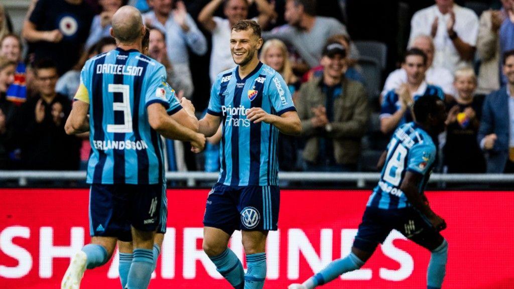 FD LIVE: Djurgården ökar på mot AFC