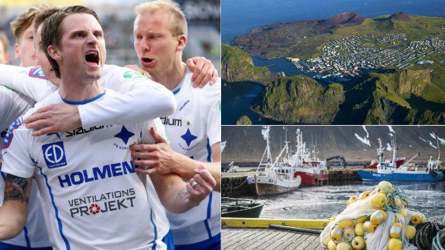 DÅ: Allsvensk stjärna - NU: Driver egen fiskfabrik