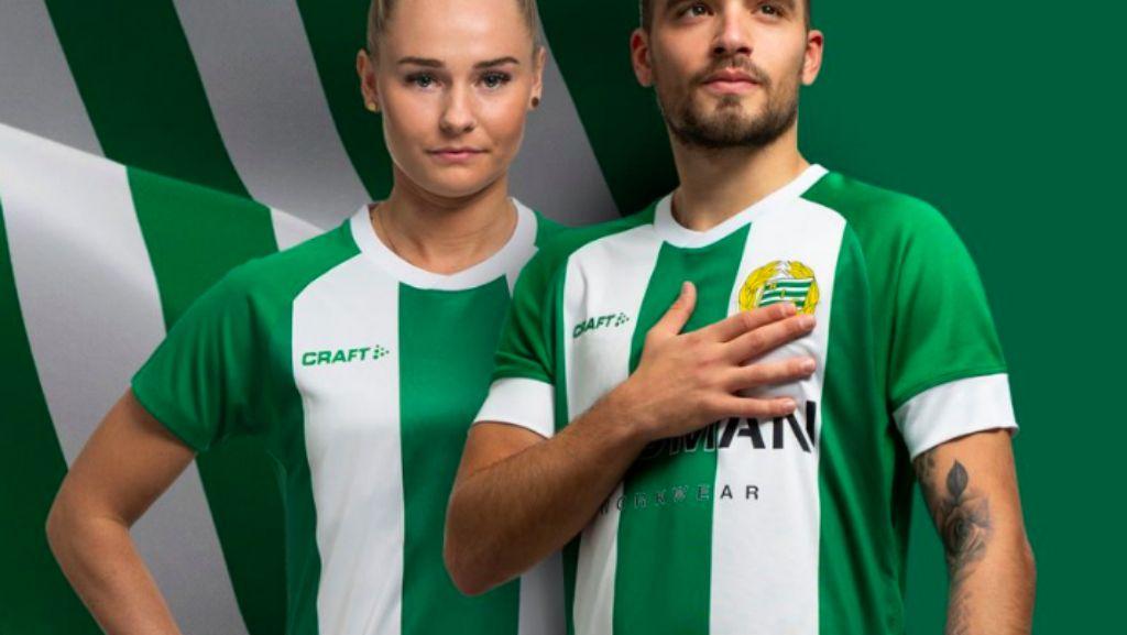 Hammarby släpper ny matchtröja: