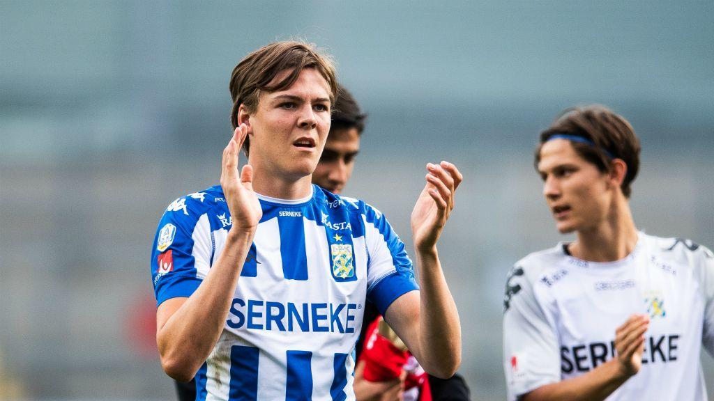 IFK-talangen sticker ut hakan: