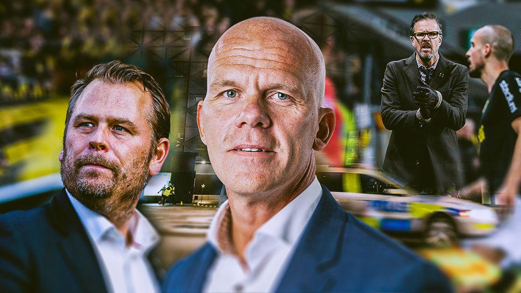 Om ropen på förändring - och sitter Norling och Wesström säkert?