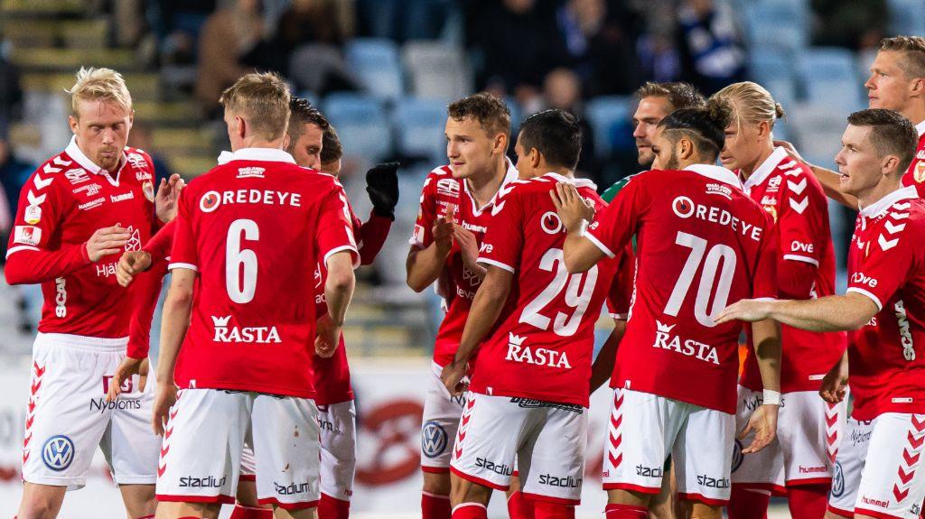 Fördel Kalmar efter första kvalmatchen