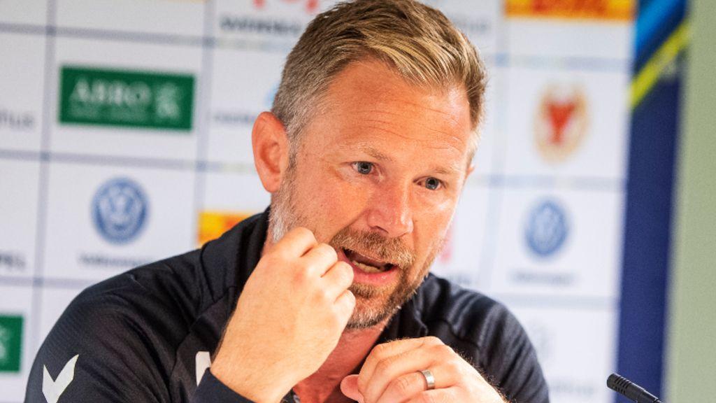 Dubbla mål sänkte Kalmar - allvarligt för Magnus Pehrsson