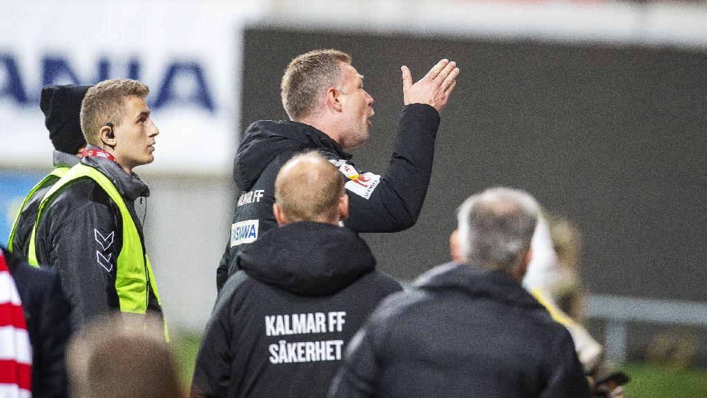 Kalmars kris allt värre - Falkenberg avgjorde på stopptid