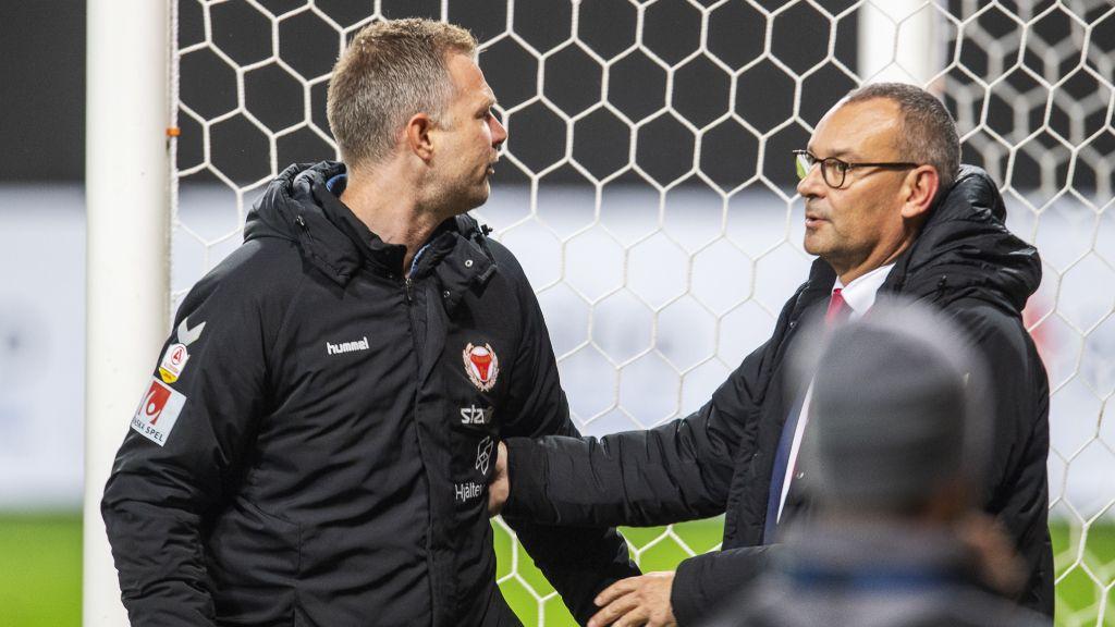 Kalmar FF måste hitta en tränare som vill vara i Kalmar