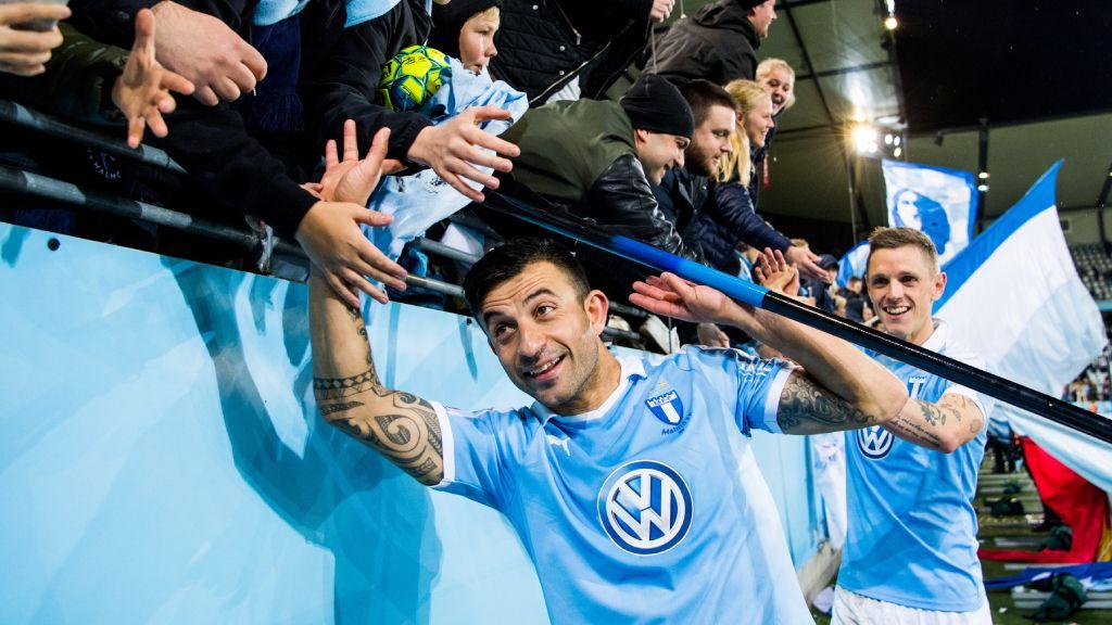 MFF-namnen som belönas efter urladdningen mot AIK