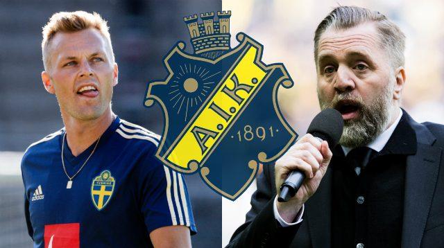 AVSLÖJAR: Seb Larssons jättekontrakt med AIK