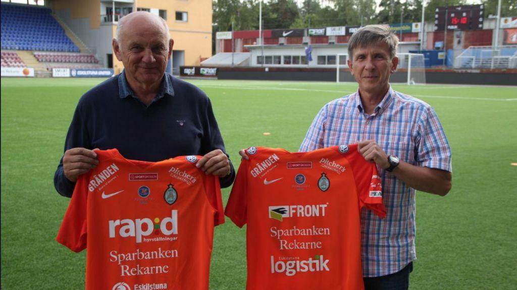 Stora förändringar i AFC - tar in nya tränare från Litauen