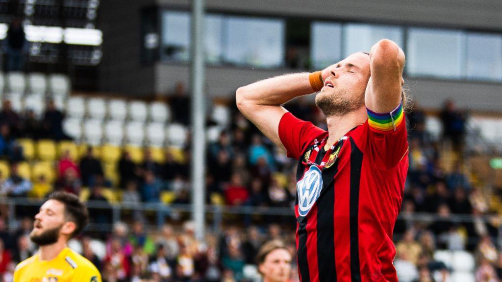 Revanschen för Hampus Nilsson - men allt tyngre för Östersund