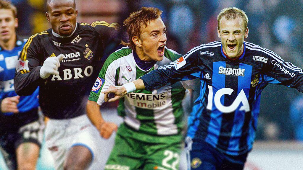 Derbyhjältarna som härskat i Stockholm under 2000-talet