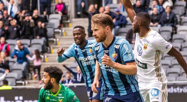"""Une Larssons lycka – sköt Dif närmare guldstriden: """"Blev chockad"""""""