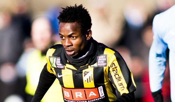 Mer Häcken. För Hisingsklubben har nämligen värvat en 17-årig anfallsback-up med allsvenskans häftigaste mellannamn. Abdel Kolawole Bouraima är född i Benin i maj 1995 och är hämtad från