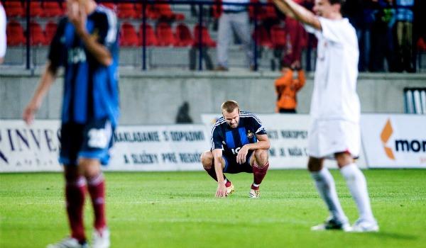 2006 inledde Djurgården kvalet till Champions League i den andra kvalomgången och ett avancemang hade lett till playoff-spel mot CSKA Moskva. Efter 1-0-segern i hemmamatchen mot slovakiska MFK Ruzomberok såg det bra ut för Dif, men slovakerna vann med 3-1 i returen.