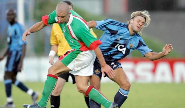 2005 gick Djurgården som tåget i både serien och svenska cupen och tog hem dubbeln, men i Europaspelet blev det en mindre lyckad säsong för Dif. I Uefacupens andra kvalomgång slogs de ut av irländska Cork City på bortamål.