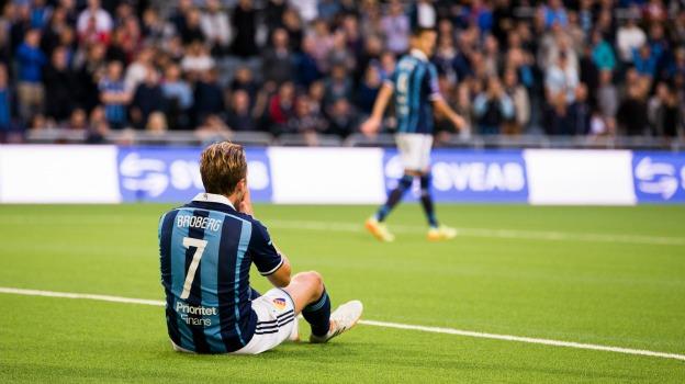 #7 Broberg hade ingen enkel tid i Djurgården. Efter en helt okej säsong 2014 fick han aldrig förtroendet tillbaka av Pelle Olsson.