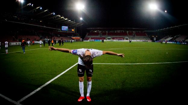 Tack och bock! När Martin Broberg lämnar Örebro står skrivet i stjärnorna, men han drömmer om att prova vingarna utanför Skandinavien.