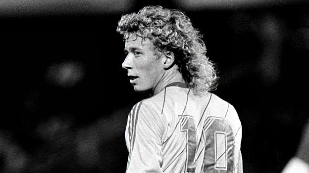 Johnny Ekström - 1986
