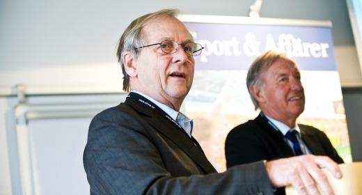 Bengt Ågerup, miljardär som uppges ha pumpat in 36 miljoner på nyförvärv i Sirius sedan 2011.