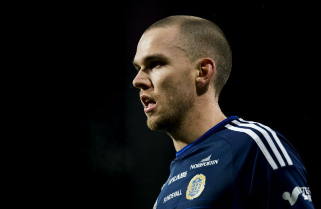 Marcus Danielsson har haft en del skadebekymmer men är försvarets självskrivne ledare.