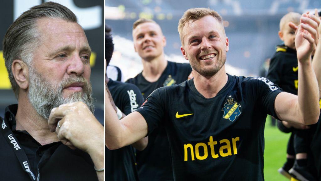"""Wesström om Larssons betydelse - """"Fascinerande"""""""